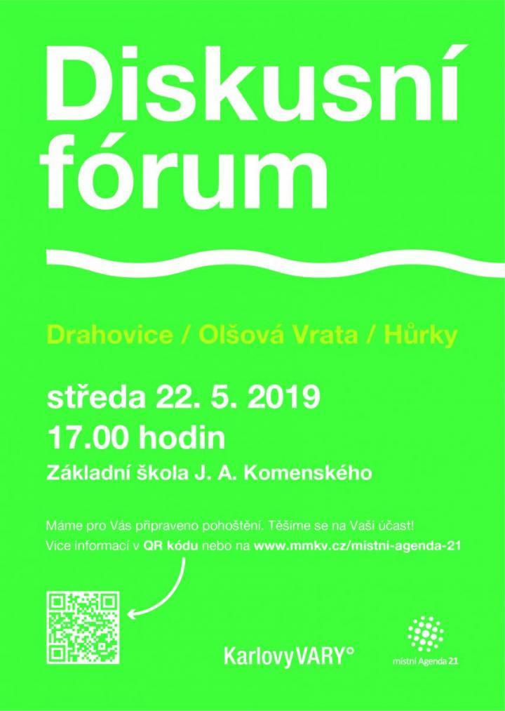 Diskusní fórum Drahovice, Olšová Vrata, Hůrky
