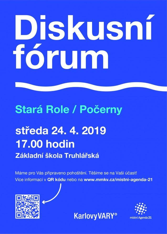 Diskusní fórum Stará Role, Počerny