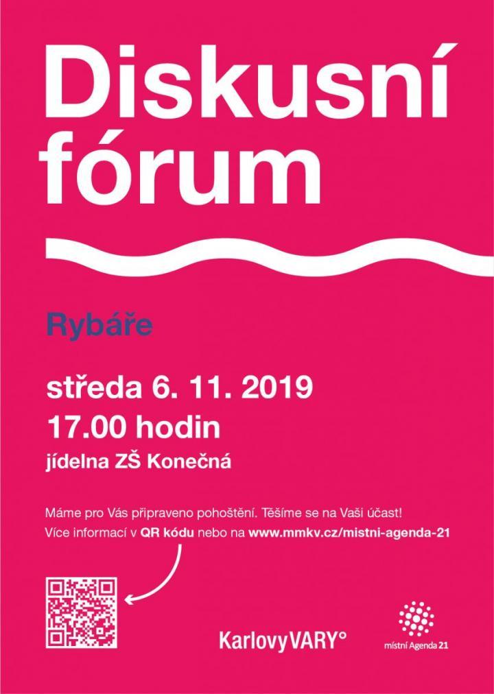 Diskusní fórum Rybáře
