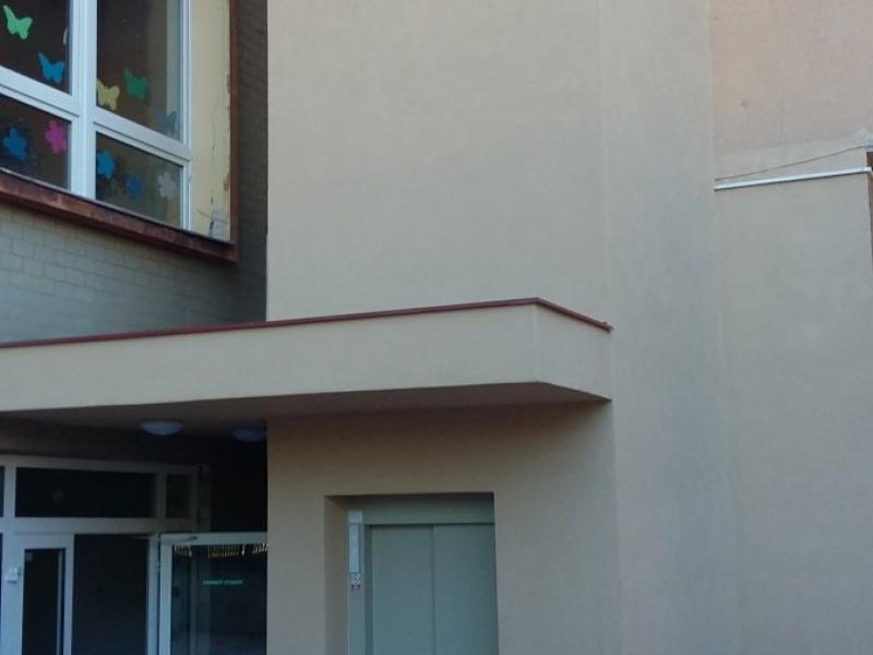 Karlovy Vary, ZŠ Truhlářská budova Školní 9A - odborné učebny (polytechnická a přírodní vědy a multifunkční učebna)