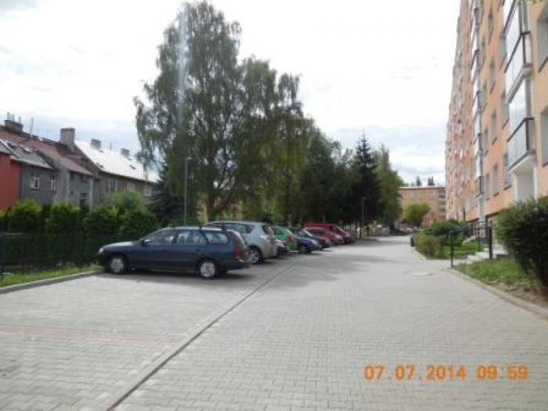 Karlovy Vary, vnitroblok ulice Závodu míru