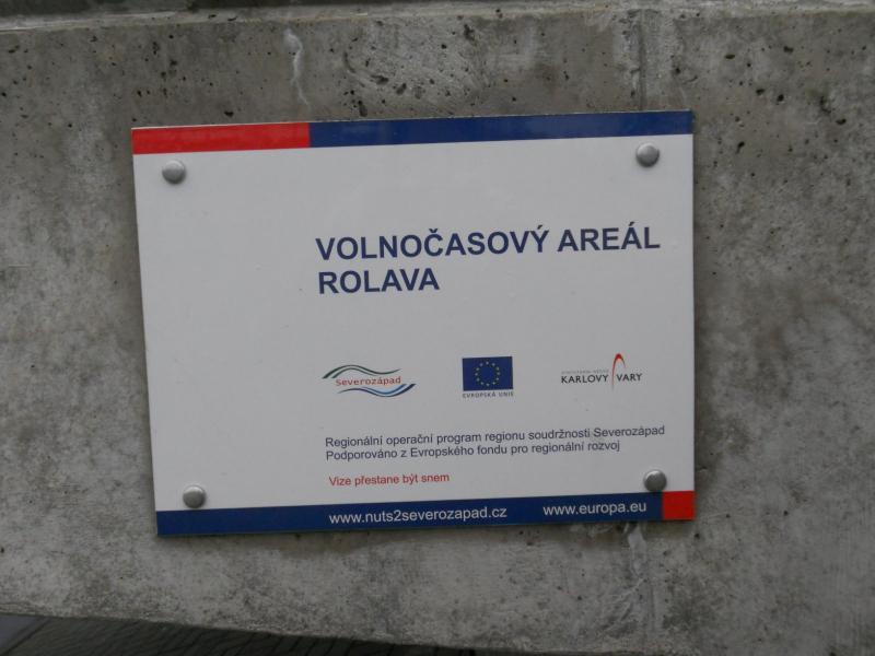 Volnočasový areál Rolava