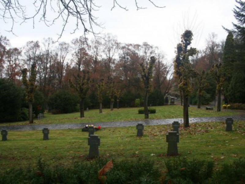 Revitalizace hřbitova v Drahovicích - Karlovy Vary