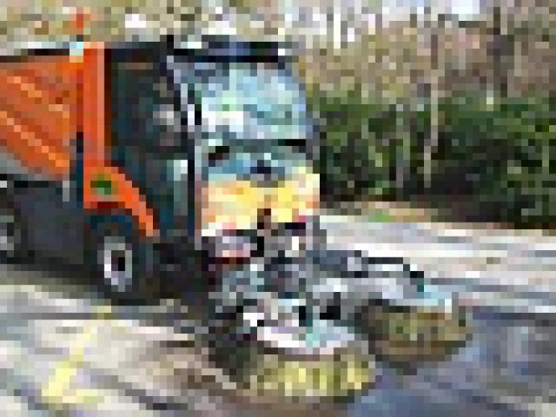 Omezení prašnosti silnic ve Statutárním městě Karlovy Vary