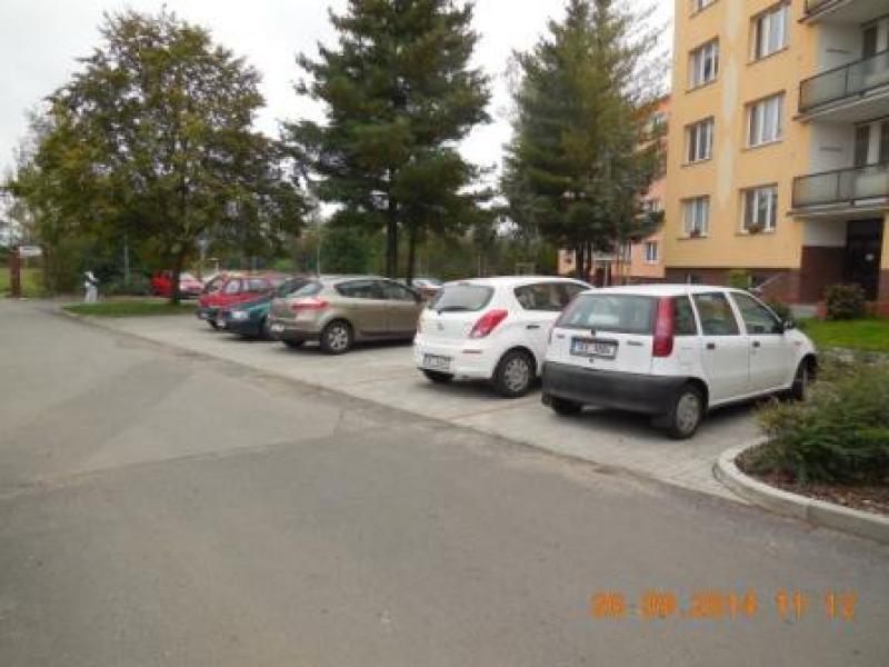 Karlovy Vary, vnitroblok Truhlářská ulice